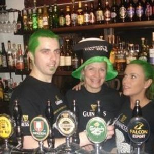 St Patricks Day 20/3/10